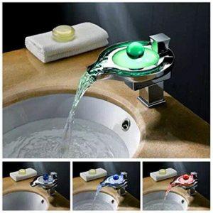 LED Wasserhähn, die besten Wasserhähne mit Licht, Bildquelle: Amazon