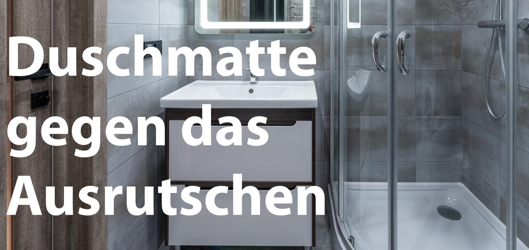 Jetzt eine Antirutschmatte für die Dusche, Duschmatten für die Badewanne oder Anti-Rutsch Streifen zum Aufkleben für Dusche, Wanne, Bad-Fußboden, etc. kaufen. Unsere Auswahl kann mit Prime-Versand bestellt werden. Duschmatten Amazon