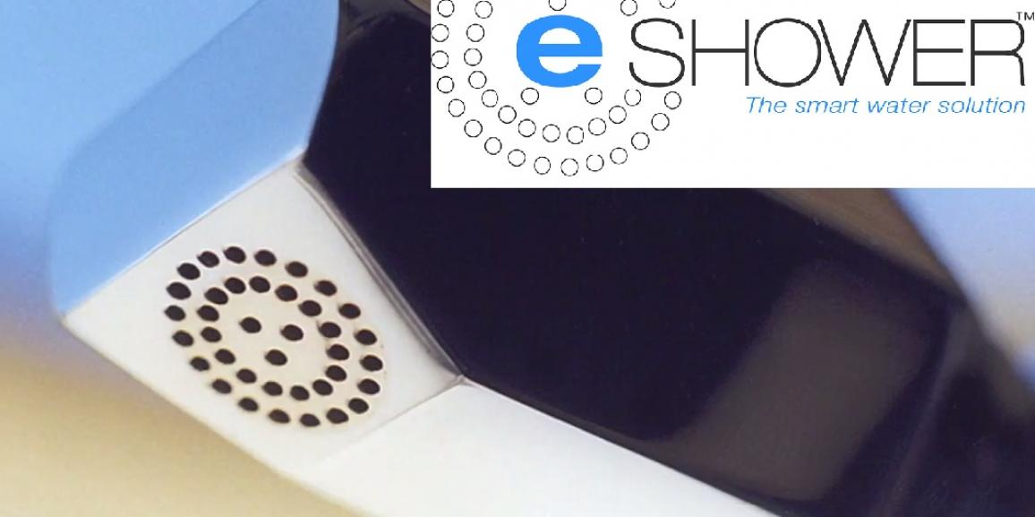 eShower – 70 % Wasserersparnis beim Duschen durch Nano-Blasen